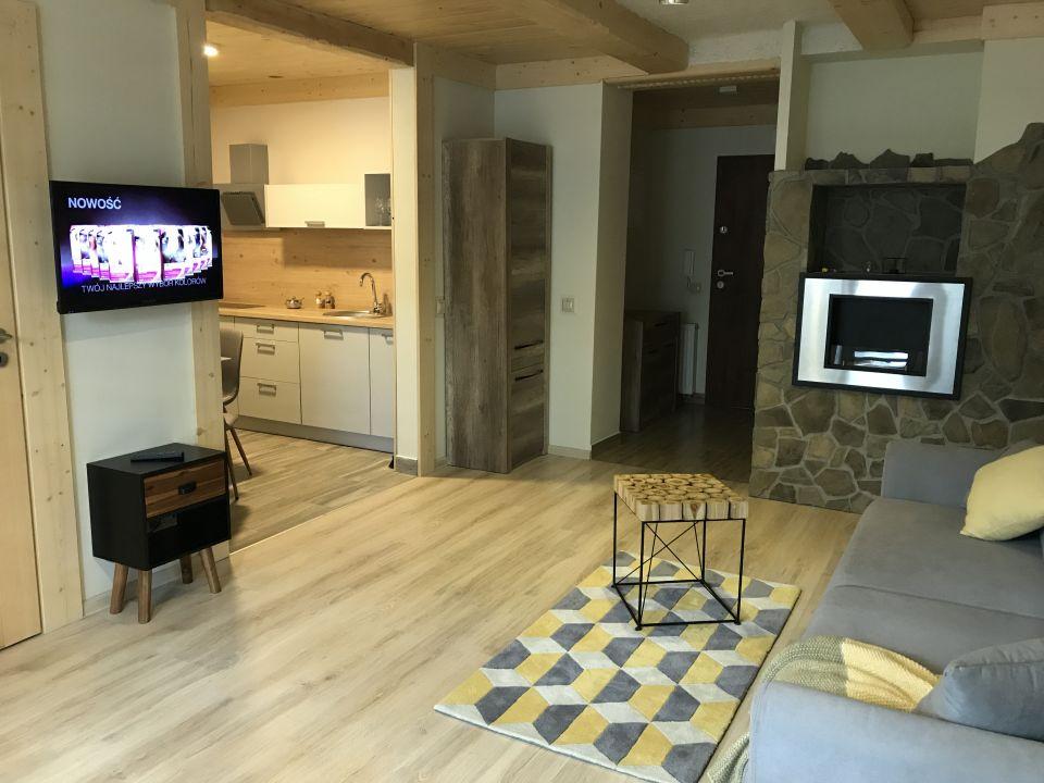 Apartament nr 1 -